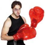 OOTB.de Nafukovací boxovací rukavice