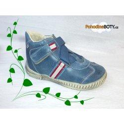 6beb9e39d24 Dětská bota Pegres 1700 modré dětské kotníčkové boty