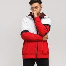Jordan JSW Diamond Track jacket bílá červená 784b99b23b