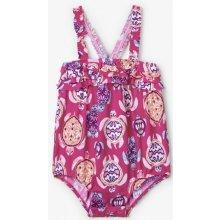 3fded90c6ec Hatley dívčí plavky UV 50+ růžová