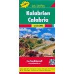 Mapa Kalabrie 1 150 T Od 219 Kc Heureka Cz