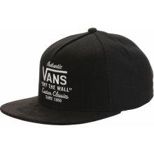 Vans MN Wabash Snapback Black Černá ff6a27346a
