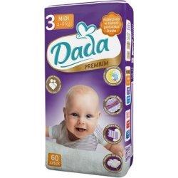 DADA Premium Comfort Fit 3 4-9 KG 60 KS