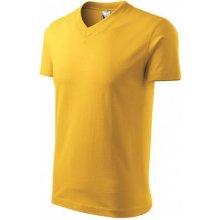 Adler V Neck 160 Yellow