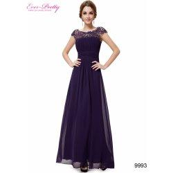 3a901140828 Ever Pretty plesové šaty s krajkou 9993 fialová od 1 790 Kč - Heureka.cz