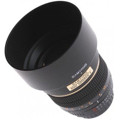 Samyang 85mm f/1,4 Olympus aspherical IF