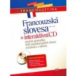 Kniha Francouzská slovesa + interaktivní CD