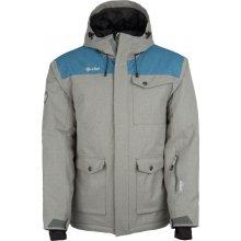 Kilpi pánská zimní bunda BAKER-M FM0022KIMEL Melange