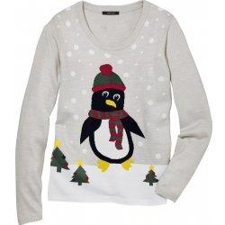 ESMARA® Dámský vánoční svetr šedá od 249 Kč - Heureka.cz 7fc6051187
