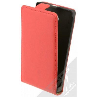 Pouzdro Sligo Elegance Nokia X/X+red / červené