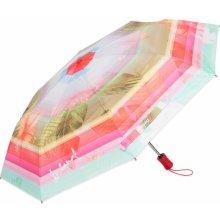 Desigual barevný deštník Polynesia