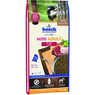 Bosch HPC Mini Adult Lamb & Rice 15 kg