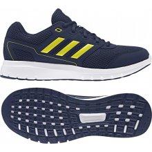 Adidas Performance DURAMO LITE 2.0 Tmavě modrá / Žlutá / Bílá
