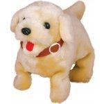 Mac Toys Pejsek akrobat hnědý