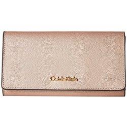 Calvin Klein Dámská peněženka Saffiano Billfold Wallet ružová ... 6c2953aecfb