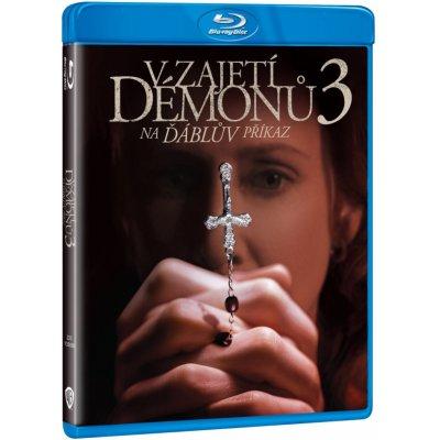 V zajetí démonů 3: Na Ďáblův příkaz BD