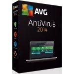 AVG AntiVirus 2016, 1 lic. 2 roky SN DVD (AVCEN24DCZS001)
