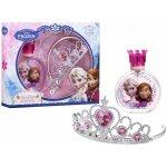 EP Line Frozen EdT 100 ml + růžová korunka Frozen dárková sada