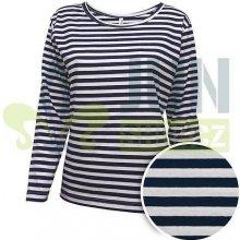 Dámské námořnické tričko SAILOR dlouhý rukáv