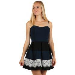 Dámské šaty se skládanou sukní - Nejlepší Ceny.cz 2761c8dfcf