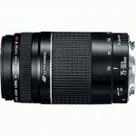Canon EF 75-300mm f/4-5,6 III USM