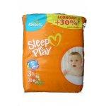 Pampers Sleep&play midi 4-9kg 78ks
