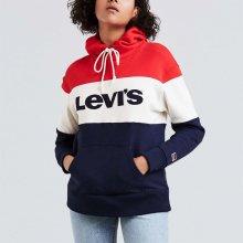 Levis Clr Blk Hood Ld83 White/Red/Navy 233207