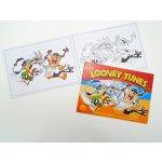 Omalovánky A5 WB Looney Tunes 2