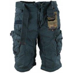 a851d5b0a987 Geographical Norway kalhoty pánské PANORAMIQUE MEN BASIC 063 bermudy kapsáče  modrá