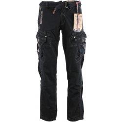 Pánské džíny Geographical Norway kalhoty pánské Parapente Men 305 GN 2600  kapsáče 26fb54e7e6