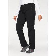 8c56f51d480 Polarino Turistické kalhoty černá