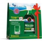 Mollers Omega 3 50+ 250 ml dárkové balení 2018