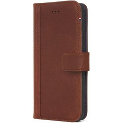 online store 4ac8a 29d9c Pouzdro Decoded Leather Wallet Case iPhone X hnědé