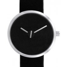 PROJECT WATCHES Stainless Steel Sometimes Watch / Leather