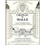 de Malle de Malle 2e Cru Classé Sauternes botrytické 2009 0,375 l
