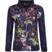 Golddigga AOP Quilted Bomber jacket W