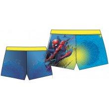 Disney by Arnetta chlapecké plavky Spiderman žlutá modrá