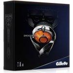 Gillette Fusion Proglide Manual holicí strojek + gel na holení 75 ml dárková sada