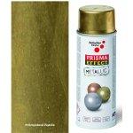 Schuller Eh'klar Prisma Color 91044 Sprej zlato-bronzový metalický 400 ml