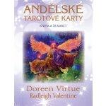 Doreen Virtue, Radleigh Valentine Andělské tarotové karty