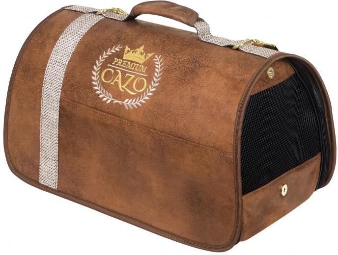 CAZO Taška - kabelka cestovní pro psy a kočky Premium 870e2f460a6