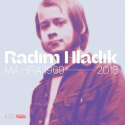 Radim Hladík – Má hra 1969-2018 – CD