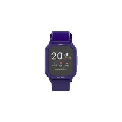 Chytré hodinky iGET FIT F10 - dětské fialové (84002836)