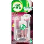 Air Wick electric osvěžovač jemný satén a měsíční lilie náplň 19 ml