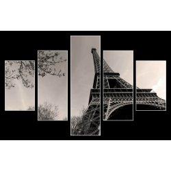 Obraz Obraz na stěnu Eifelova věž
