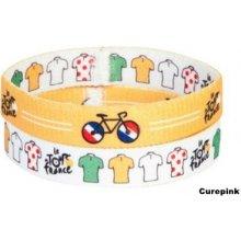 Náramek na zápěstí Tour de France multicolor 326053 CurePink