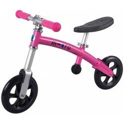Micro odrážedlo G-Bike+ light růžové Heureka.cz