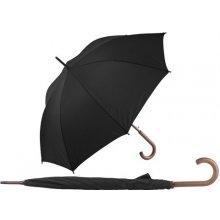 """Reklamní """"Henderson"""" automatický deštník Černá (UM800727-10)"""