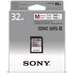 Sony SDHC 32GB UHS-II U3 SF32M