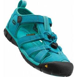 Dětská bota Keen Dětské sandály Seacamp II CNX JR baltic caribbean sea b98aa3d8b1